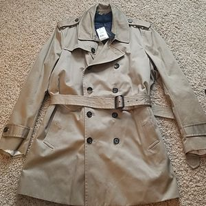 Banana Republic Trench Coat with removeable Liner